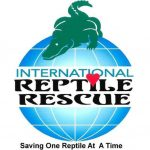 International Reptile Rescue Sponsor Logo