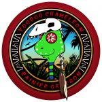 Voodoo Chameleon Logo
